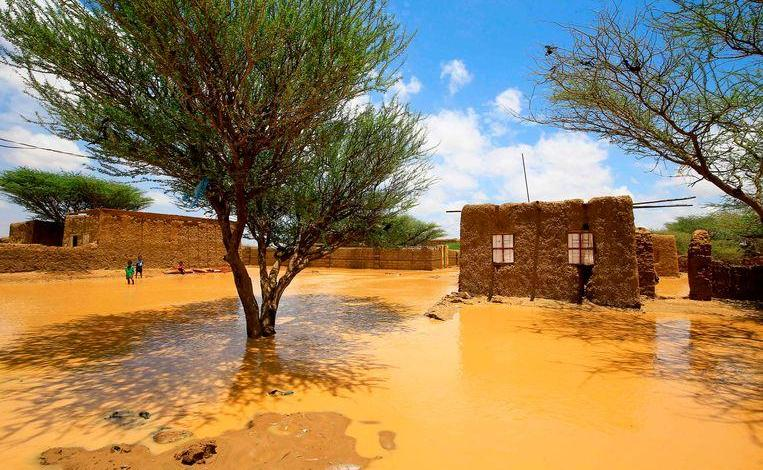 10 dead, 3000 houses damaged and destroyed by floods in Sudan