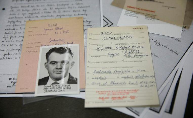 Yes! There is a real James Bond? He lived in Poland