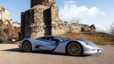 Fastest car in the world now on sale: from 0 to 100 km/h in 1.9 seconds