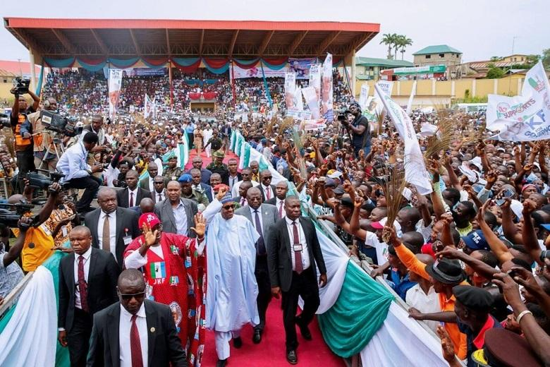 Top 5 dramas that happened in 2019 election campaign in Nigeria