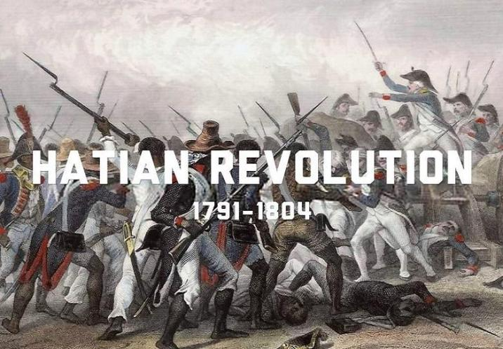 Slave rebellion in Haiti worked