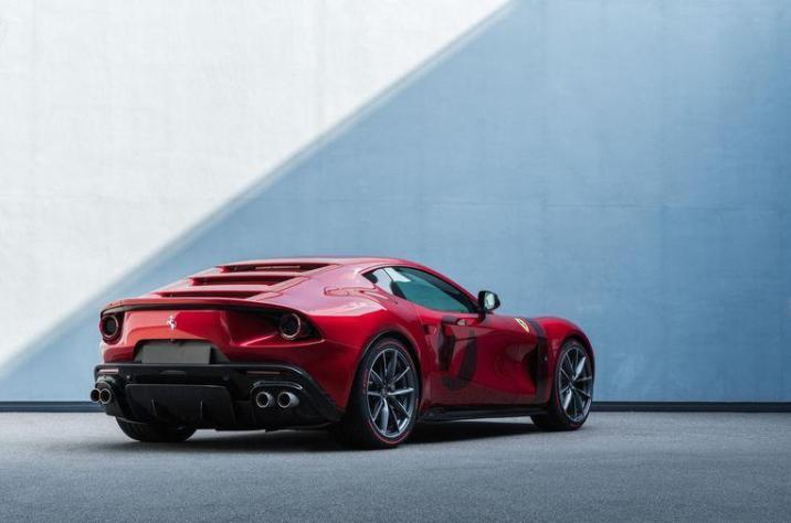 Ferrari Omologata.