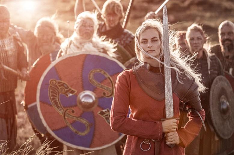 Not all Vikings were blonde, Scandinavian, or bloodthirsty looters