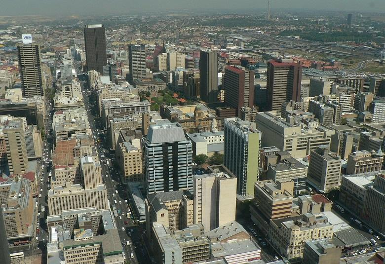 Top 5 richest cities in Africa