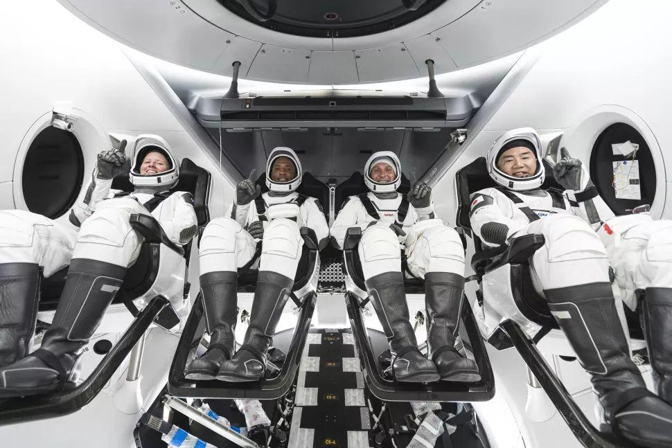 SpaceX is getting ready for the next historic mission