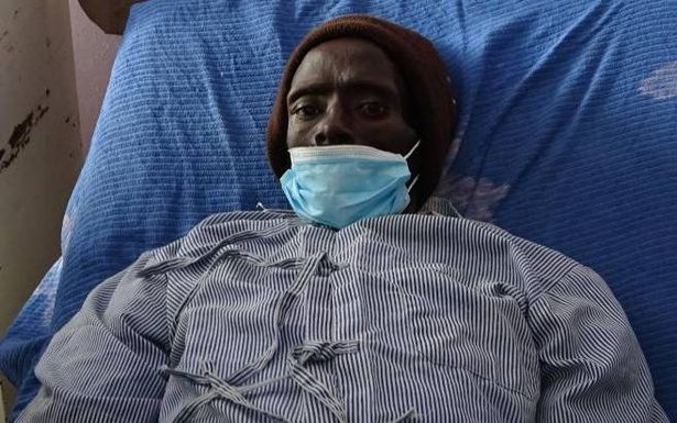 Kenyan man declared dead wakes up and cries in the hospital
