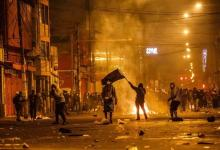 Several deaths during protest against new president in Peru