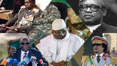 Top 5 famous African warlords with bizarre titles