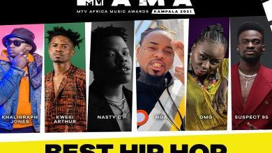 The nominations of MAMA 2021: Best Female Simi (Nigeria) Sheebah (Uganda) Sho Madjozi (South Africa) Busiswa (South Africa) Yemi Alade (Nigeria) Soraia Ramos (Cape Verde) Tiwa Savage (Nigeria) Best Male Burna Boy (Nigeria) Innoss'B (Democratic Republic of Congo) Kabza De Small (South Africa) Harmonize (Tanzania) Fireboy DML (Nigeria) Master KG (South Africa) Rema (Nigeria) Best Group Blaq Diamond (South Africa) Sauti Sol (Kenya) Kabza De Small / DJ Maphorisa (South Africa) Calema (São Tomé and Príncipe) Ethic (Kenya) Rostam (Tanzania) Artist of the Year Burna Boy (Nigeria) Calema (São Tomé and Príncipe) Diamond Platnumz (Tanzania) Master KG (South Africa) Davido (Nigeria) Tiwa Savage (Nigeria) Wizkid (Nigeria) Best Breakthrough Act Elaine (South Africa) Tems (Nigeria) Omah Lay (Nigeria) Zuchu (Tanzania) John Blaq (Uganda) Sha Sha (Zimbabwe) Focalistic (South Africa) Best Hip Hop Nasty C (South Africa) Suspect 95 (Cote d'Ivoire) Khaligraph Jones (Kenya) Kwesi Arthur (Ghana) NGA (Angola) OMG (Senegal) Best Ugandan Act Sheebah Bebe Cool John Blaq Vinka Daddy Andre Spice Diana Best Lusophone Act Calema (São Tomé and Príncipe) Preto Show (Angola) Anna Joyce (Angola) Mr Bow (Mozambique) Nelson Freitas (Cape Verde) Soraia Ramos (Cape Verde) Best Francophone Act Innoss'B (Democratic Republic of Congo) Suspect 95 (Cote d'Ivoire) Dip Doundou Guiss (Senegal) Stanley Enow (Cameroon) Fally Ipupa (Democratic Republic of Congo) Gaz Mawete (Democratic Republic of Congo) Alone Together: Best Lockdown Performance Diamond Platnumz (Tanzania) – Africa Day Benefit Concert Black Motion (South Africa) – Red Bull Rendezvous Niniola ft Busiswa (Nigeria / SA) – Africa Day Benefit Concert Singuila (Congo) – DCDR Series AKA (South Africa) – AKA TV Yemi Alade (Nigeria) – Poverty (live session)