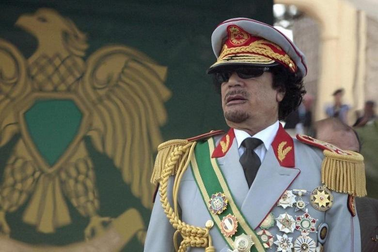 Gadaffi22 African presidents assassinated by France
