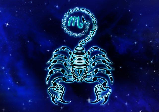 Scorpio: Passionate and caring