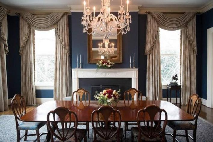 Villa of the first female vice president of United States [Photos]