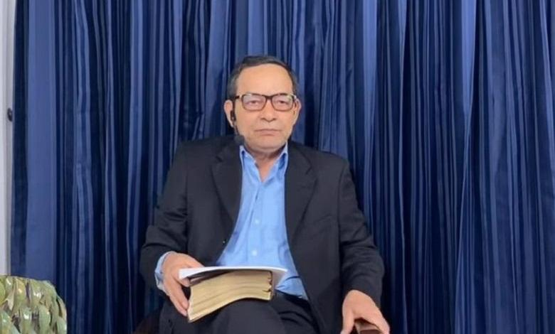 Pastor Gabriel Alberto Ferrer Ruíz says the world will end on Jan. 28