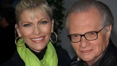 Larry King's last wife goes to court for not having a will