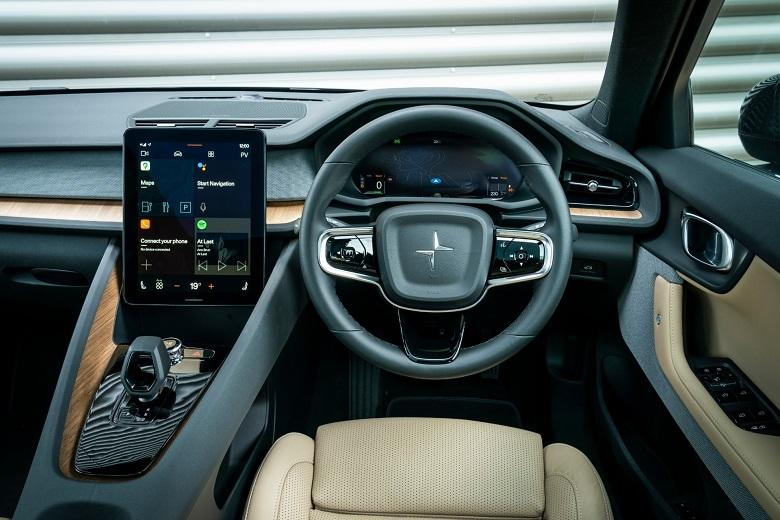 Which car has the best infotainment system?