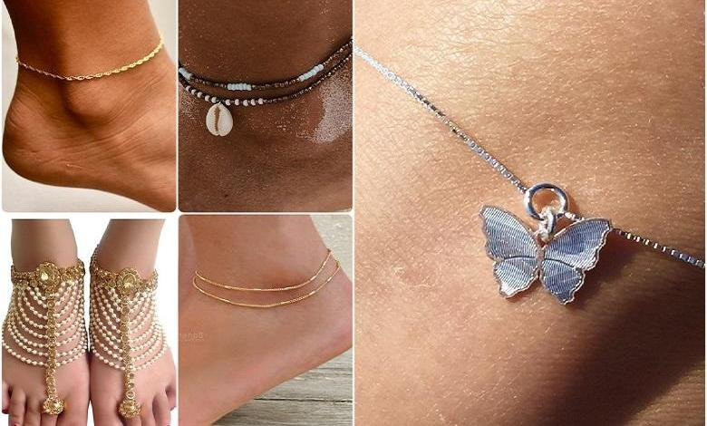Anklets on lady's legs: Is it a sin to wear Anklet?