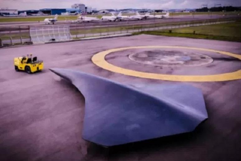 World's first supersonic drone tears the air at speed of 2,593 km/hr