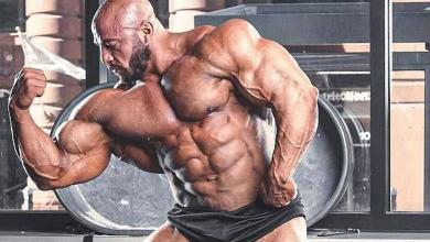 """Egyptian bodybuilder """"Big Ramy"""": I can't wait to start over"""