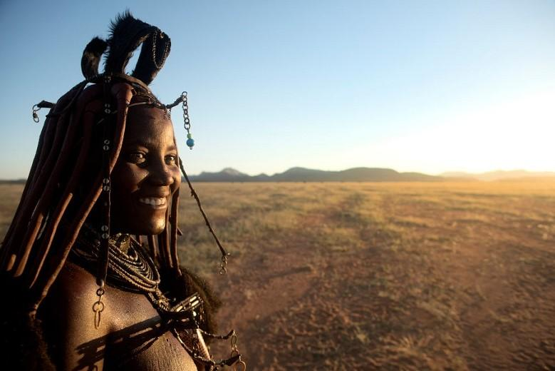 """""""Bathing is forbidden"""": Do Himba men offer wife to visitors?"""