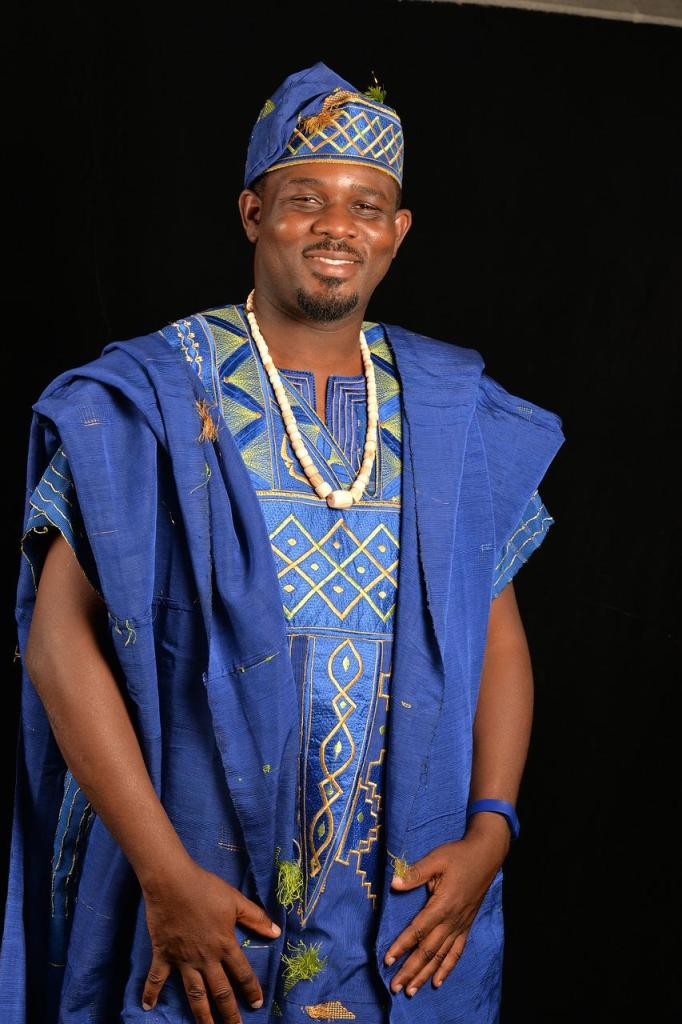 yoruba man