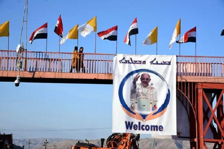 Pope is visiting Iraq this week, despite corona and terrorism