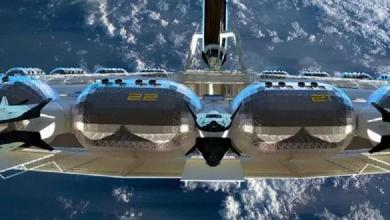 Spectacular views of moon and Earth: first space hotel will open in 2027
