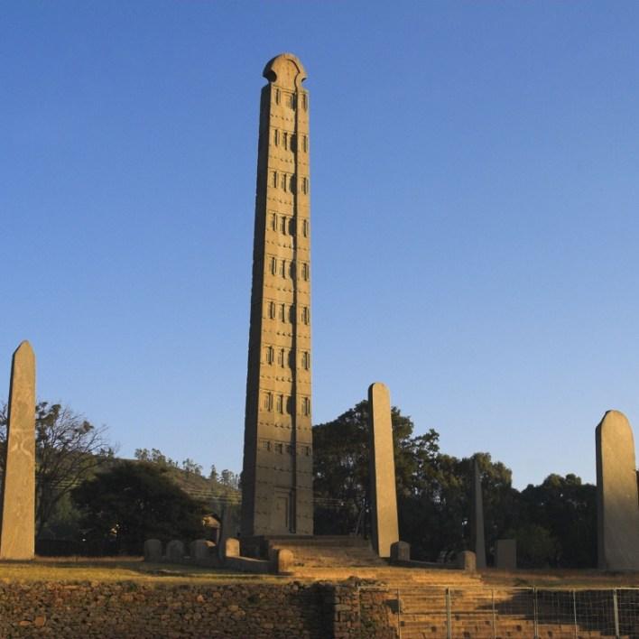 City of Aksum