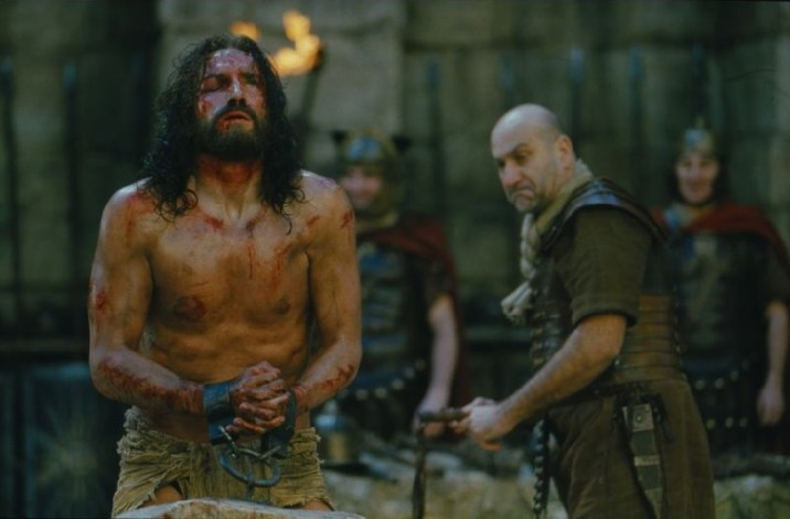 Jim Caviezel in 'The Passion of the Christ'