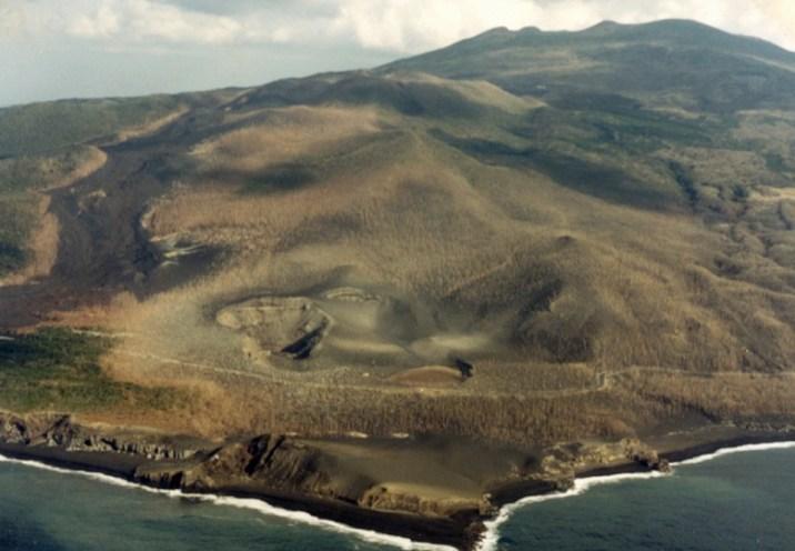Miyake-Jima Island