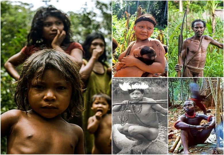 Primitive tribes: some uncontacted tribes in the world
