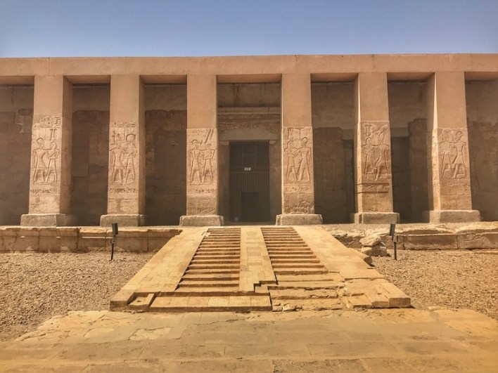 Temple of Seti I ( Abydos)