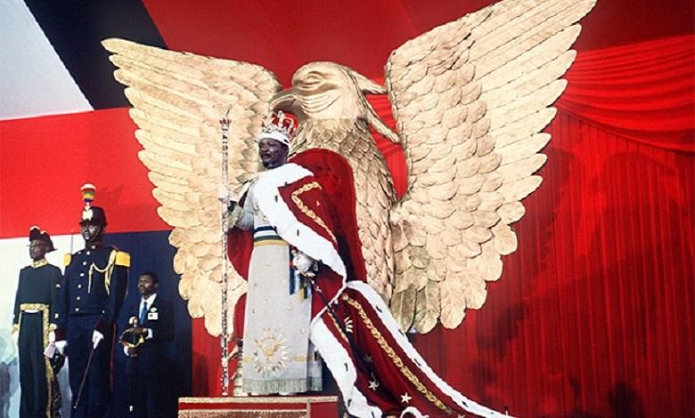 Bokassa: the man-eating dictator