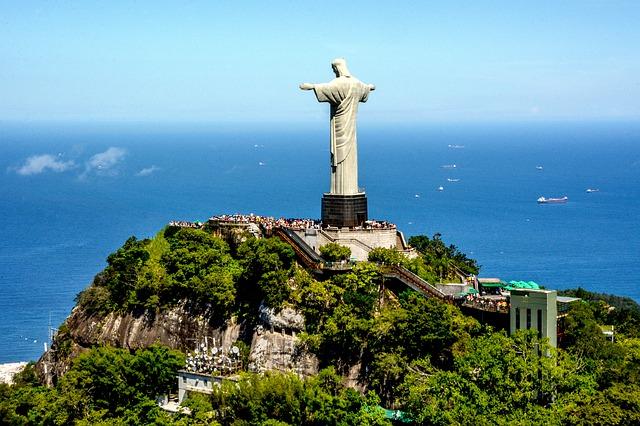 Christ the Redeemer statue, Brazil
