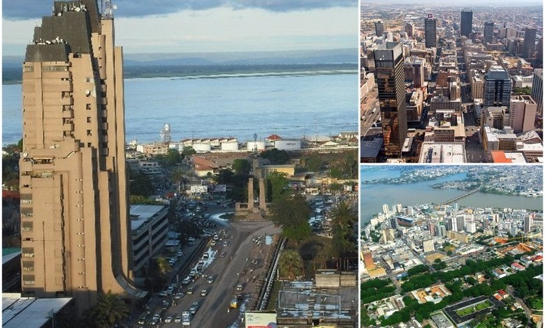 The largest cities in Africa, here are the top 10