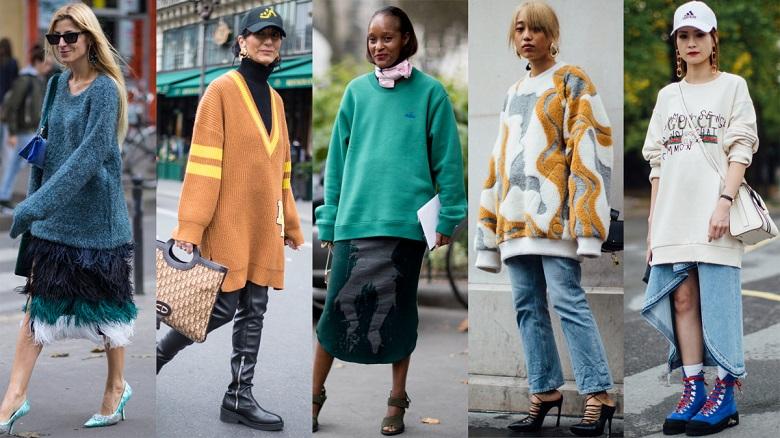 Six fashion mistakes 90% of tall girls make