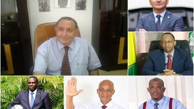 Top 10 richest men in Guinea this year