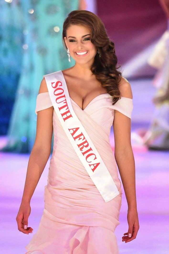 South Africa's Rolene Strauss was crowned Miss World 2014! Miss World 2014 took place at ExCeL London, UK