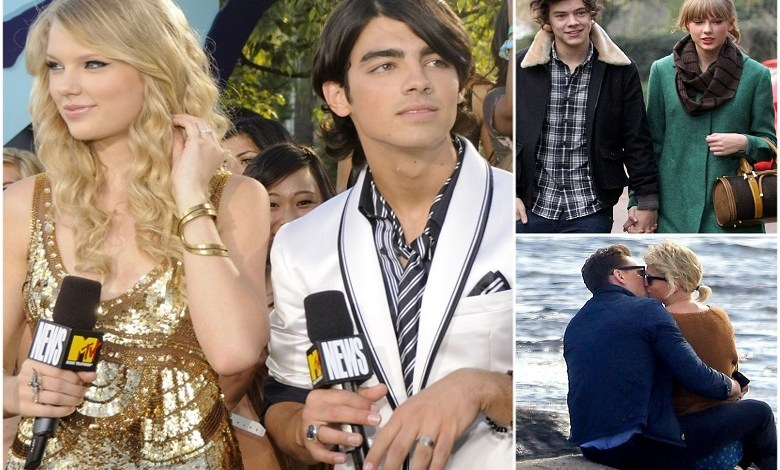 Taylor Swift: Her romantic and love stories at a glance [Photos]
