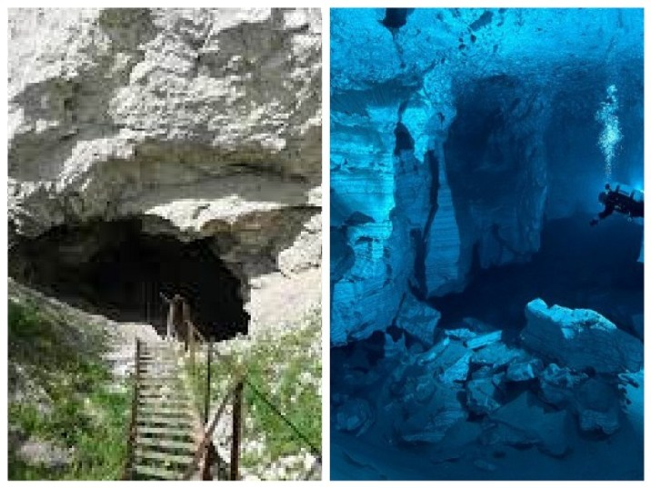 The most interesting caves in the world