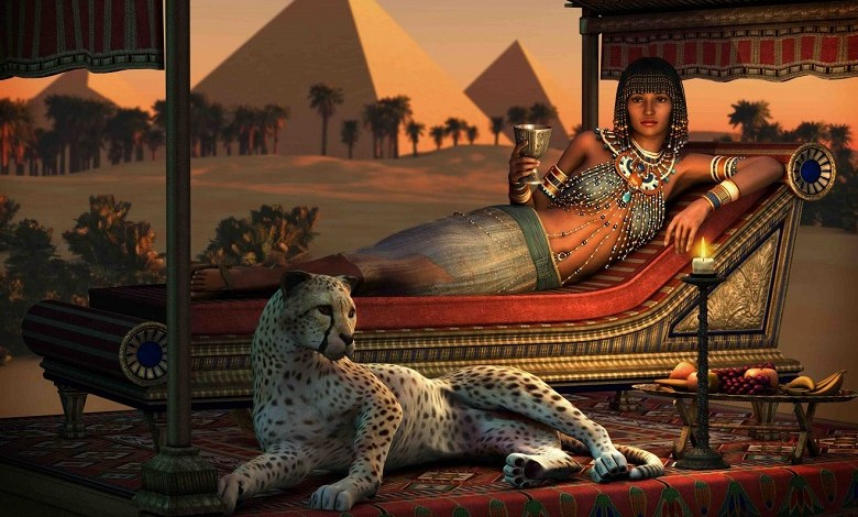 Queen Cleopatra's tomb discovered after years of searching