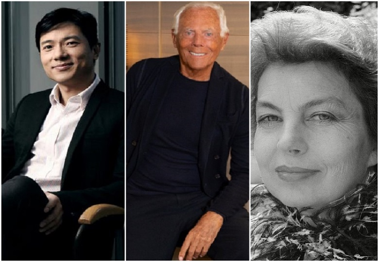 Billionaires who not only made fortune but also become symbols of their countries