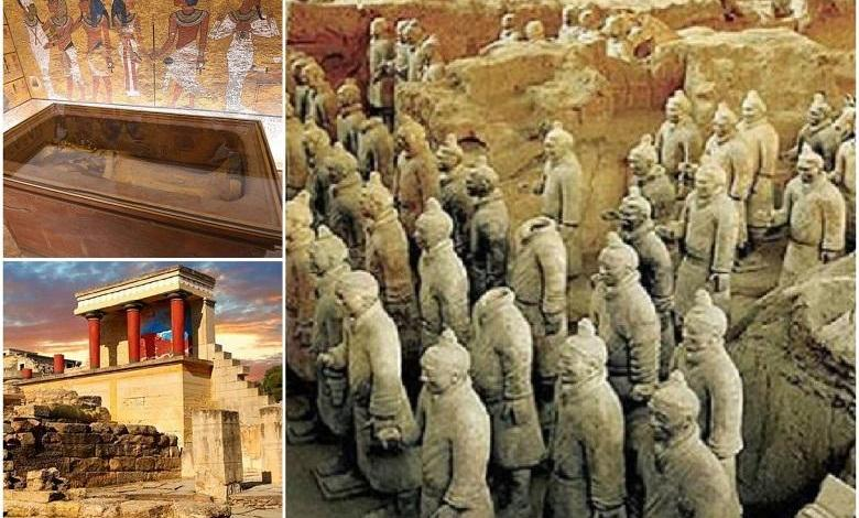 Archaeological discoveries that changed the scientific world