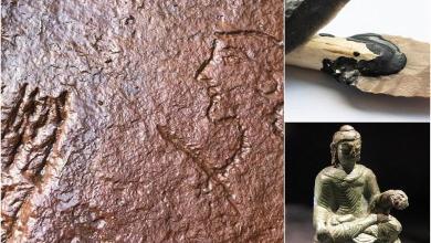 Swedish Buddha, Written Rock Of Gelt: finds that changed history