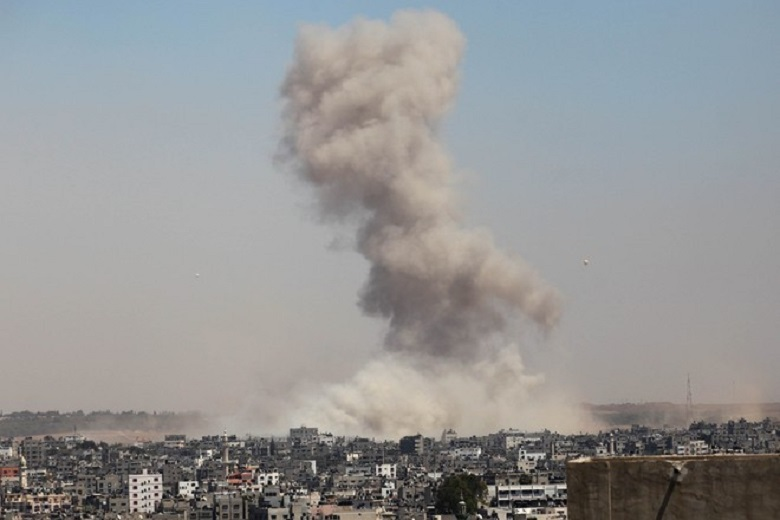 Israel: over 200 rockets fired from Gaza Strip overnight