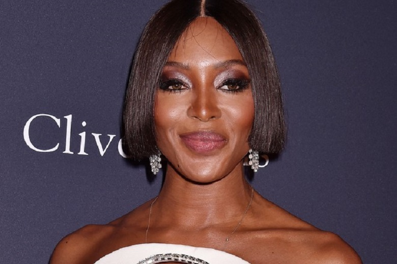50-year-old Naomi Campbell became a mother for the first time