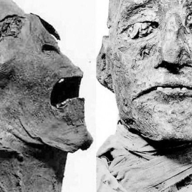 Ramses III, Egyptian Pharaoh who became victim of conspiracy