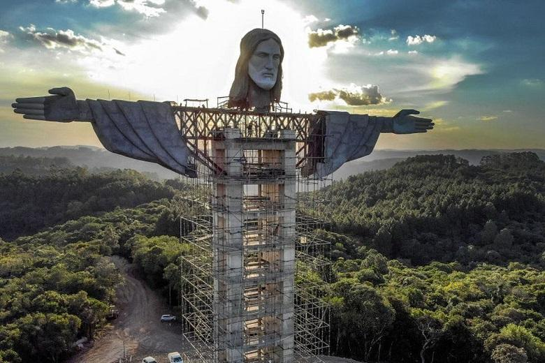 New statue of Christ in Brazil: facts about the giant monument