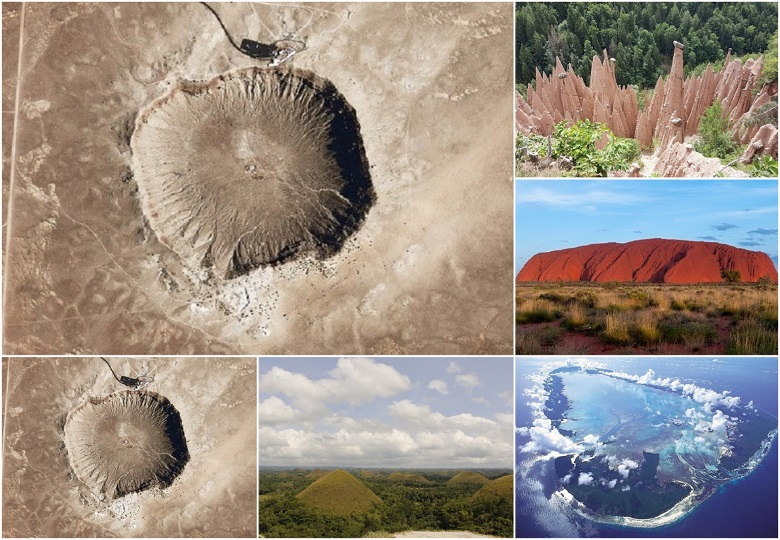 Ten little-known natural wonders of the world