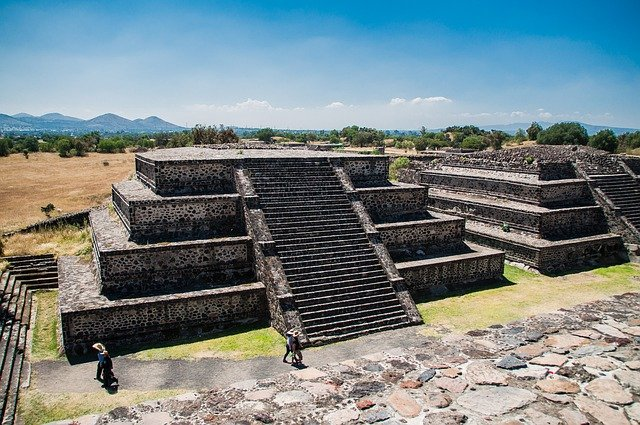 """Place where gods live: mystery of ancient """"ghost town"""" of Teotihuacan"""