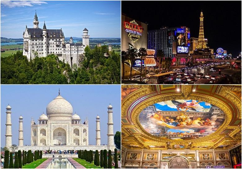 5 famous places where tourist are not allowed to take photos